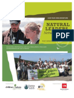 Natural Leaders Network Toolkit Pilot
