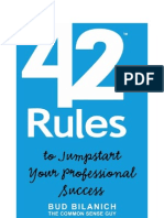 42 Rules Success
