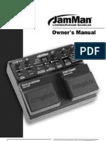 JamMan Manual18 0338V C