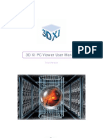3D XI PC Viewer User Manual_Trial Version