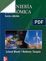 Ingenieria Economic A. Tarquin 6 Edicion