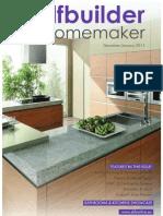 Self Builder & Homemaker - December 2010 & January 2011