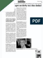 Amerighi Contro l'Ipotesi Di Sospensione Conferimento - Nazione 01.05.11