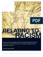 Resistance and Accommodation to Racism Among Early Adventist Missionaries in the American South