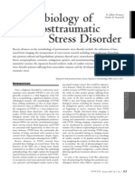 Neurobiology of Post Traumatic Stress Disorder - Newport & Nemeroff