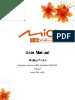 MioMap v3.2 User Manual