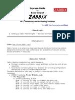 A TechXpress Guide Zabbix for IT Monitoring