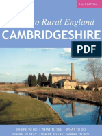 Guide to Rural England - Cambridgeshire