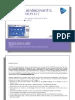 Archos AV500 Manual