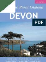 Guide to Rural England - Devon