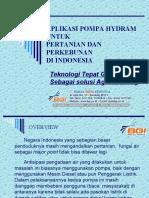 Pompa Hydram