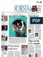 The Abington Journal 05-04-2011
