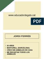 Curso Jordi Ferres - Gatos