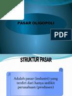 MIKRO oligopoli