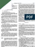 Real Decreto 485 1997, de 14 de abril, sobre disposiciones mínimas en materia de señalización y salud en el trabajo