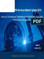 US MPLSIP VPN Services Market Update 2010