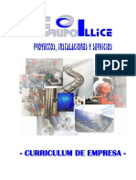 Curriculo Grupo Illice