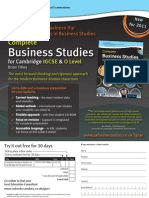 igcse study guide for business studies test assessment evaluation