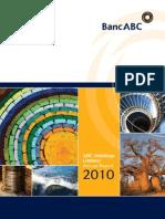 ABCH Annual Report Single_Dec 2010_Final