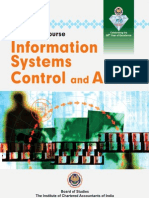 CA Final - Information Systems Control and Audit