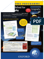 Our Geography Course Companion is out now!