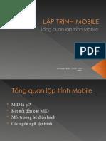Lap Trinh Mobile Phan 1