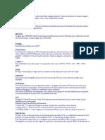 Terminos Ordenata Dvd y Ripeos