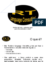 Projecto RT - LanguageConsulting