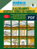 Guida to Acustico Index