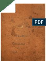 caderno de tecelagem