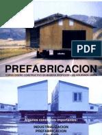 Prefabricacion en Madera