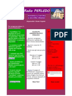 Radio Perledo Newsletter 2