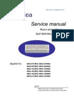 lg split type air conditioner complete service manual. Black Bedroom Furniture Sets. Home Design Ideas