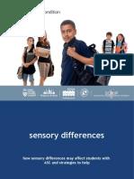 autistic disorder and behavior
