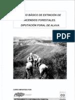 Curso Basico de Extincion de Incendios Forestales