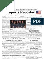 April 20, 2011 Sports Reporter