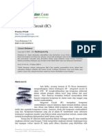 Prasetyo-Integrated Circuit (IC)