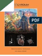 Cardium Therapeutics Annual Report