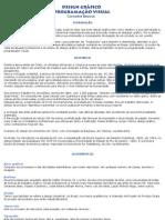 Design Gráfico - Programação Visual - Conceitos Básicos