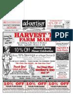 Ad-Vertiser, May 4, 2011