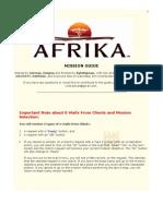 Afrika Mission Guide
