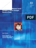 ILO - Key Features of National Social Dialogue - A Social Dialogue Resource Book