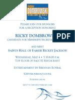 Dombrowski Invitation