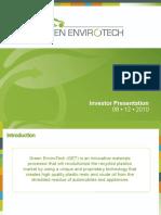 WCRM Investor Presentation
