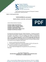 Convocatoria No. 100-05-2011