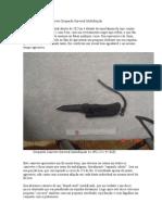 Review/Avaliação Canivete Guepardo Survival Multifunção