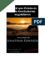 Jonathan Edwards-La Paz de Cristo