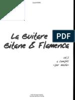 FLAMENCO-PARTITURAS-Claude Worms - La Guitare Gitane & Flamenca Vol 2