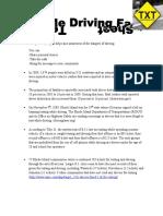 Jessica Melando, Fact Sheet