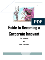 Guide to Becoming a Corporate Innovant